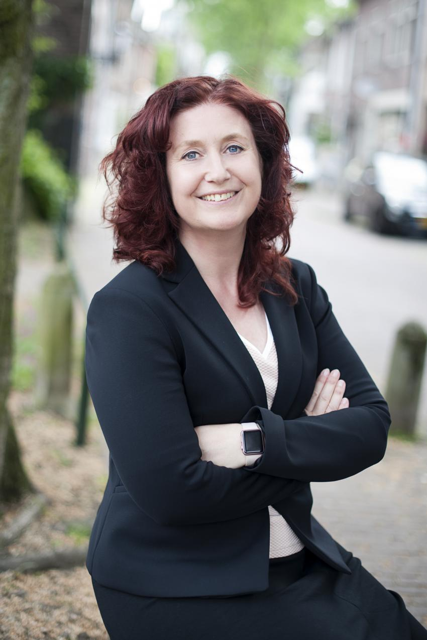 portretfoto wethouder Renate Richters